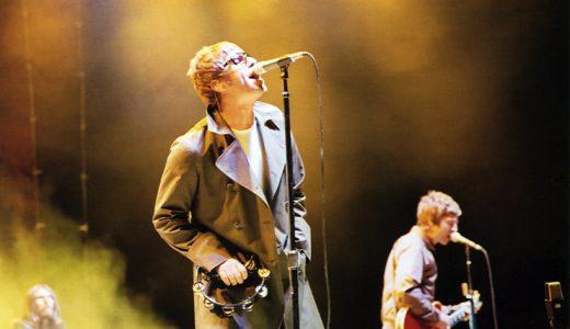 Oasisは最高のロックバンドの一つである